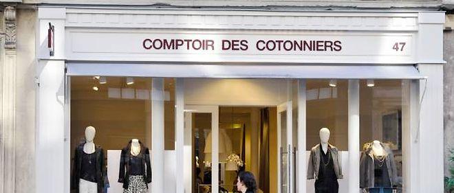La collection capsule totalement denim de comptoir des cotonniers x j brand petit echo de la - Boutiques comptoir des cotonniers ...